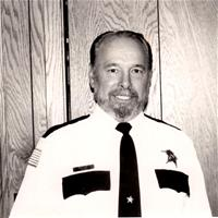 Mickey Wellnitz, Sheriff, 1990